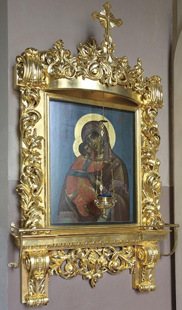 Алексей Греков - Церковная резьба